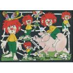 Victorian Scrap Pictures [7080] - Cartoon Kids & Animals - ON SALE!