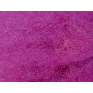 Harrisville Wool Fleece - Magenta