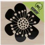 Hero Arts - [F5728] Six Petal Flower