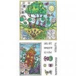 Hampton Art Color Me Clear Stamp Set - Amazing [SC0723]