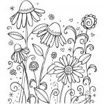 Hampton Arts Cam & Chloe Wood Mounted Rubber Stamp - Summer Breeze [PS0882]
