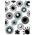 Joggles Stencils - Here Comes The Sun [10-33783]