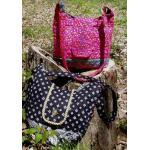Kentucky Quilt - [122] Hobo Bag