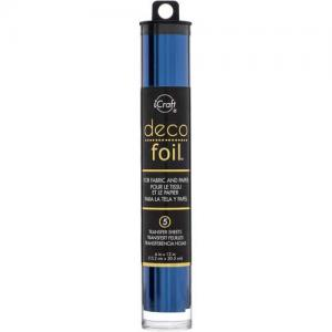 iCraft Deco Foil Transfer Sheets - Deep Blue [51245]