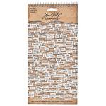 Idea-ology by Tim Holtz - [TH93050] Chit Chat Stickers Seasonal