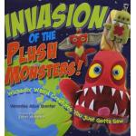 Invasion of the Plush Monsters - ON SALE!