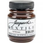 Jacquard Textile Color - Brown