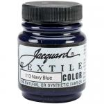 Jacquard Textile Color - Navy Blue