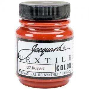 Jacquard Textile Color - Russet