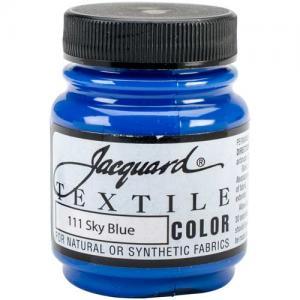 Jacquard Textile Color - Sky Blue