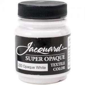 Jacquard Textile Color - Opaque White [220]