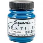 Jacquard Textile Color - Turquoise