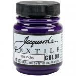 Jacquard Textile Color - Violet