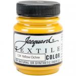 Jacquard Textile Color - Yellow OChre