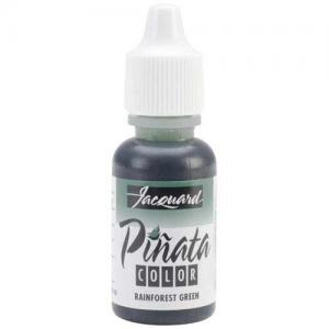 Jacquard Pinata Color Alcohol Ink - Rainforest Green