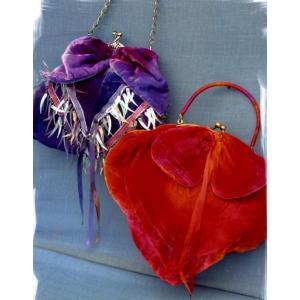 JC2 - Velvet Bag