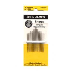 John James Sharps - Size 3/9 [JJ11039]