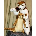 JL1 - Mama Kitty & Kitten