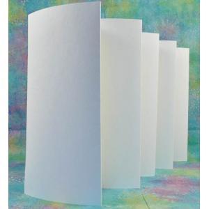 """Joggles Accordion Book - 6"""" x 12"""" - 10 Panels"""