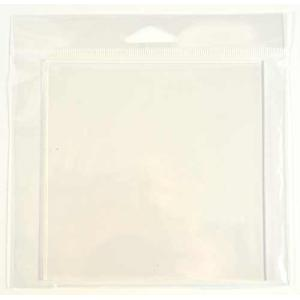 """Joggles Clear Acrylic Stamp Mount - 5"""" x 5"""" [57684]"""