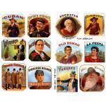 Joggles Collage Sheets - Cigar Labels - Men [JG401067]