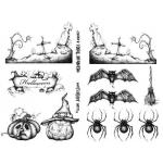Joggles Collage Sheets - Halloween Things [JG401057]