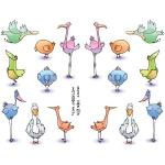 Joggles Collage Sheets - Silly Birds 1 [JG401095]