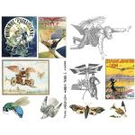 Joggles Collage Sheets - Winged Things 2 [JG401099]