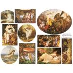 Joggles Collage Sheets - With Wings [JG401002]