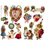 Joggles Collage Sheets - Very Valentine [JG401014]