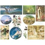 Joggles Collage Sheets - Ethereal Beauties [JG401023]
