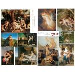 Joggles Collage Sheets - How Do I Love Thee [JG401024]
