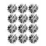 Joggles Stencils - Flower Blossoms [20-33705]
