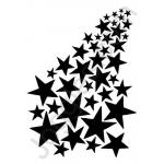 Joggles Stencils - Shooting Stars [20-33709]