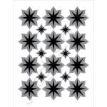 Joggles Stencils - Star Flowers Duo [20-33710]