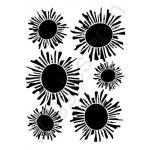 Joggles Stencils - Sunshine [20-33712]