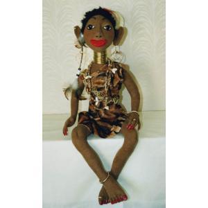 JP - Tallaya an African Queen
