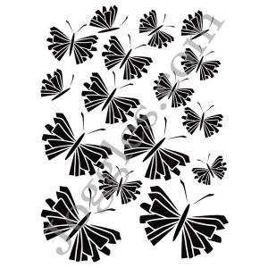 Joggles Stencils - Flight [20-33740]