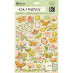 K & Company Edamame - [30-619487] Icon Pillow Stickers