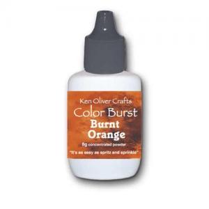 Ken Oliver Crafts Color Burst - Burnt Orange