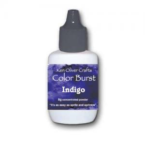 Ken Oliver Crafts Color Burst - Indigo