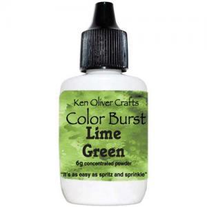Ken Oliver Crafts Color Burst - Lime Green