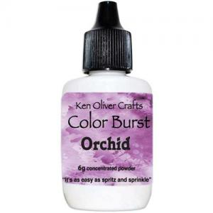 Ken Oliver Crafts Color Burst - Orchid