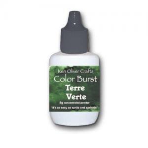 Ken Oliver Crafts Color Burst - Terra Verte