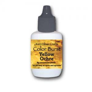 Ken Oliver Crafts Color Burst - Yellow Ochre