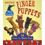 Knitted Finger Puppets - ON SALE!