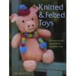 Knitted and Felted Toys - ON SALE!