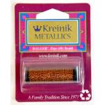 Kreinik Fine (#8) Braid - Coptic Copper [021L]