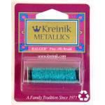 Kreinik Fine (#8) Braid - Turquoise [029]