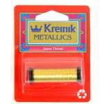 Kreinik Japan Thread #5 - Gold [002J]